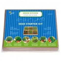 Kit de Semis pour Jeunes Plants Aromatiques