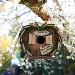La Maison des Oiseaux - Nichoir