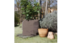 WINTERPOT - housse protection pot Ø50cm ht 55cm